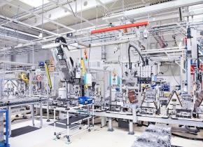 Производство компонентов и машиностроение